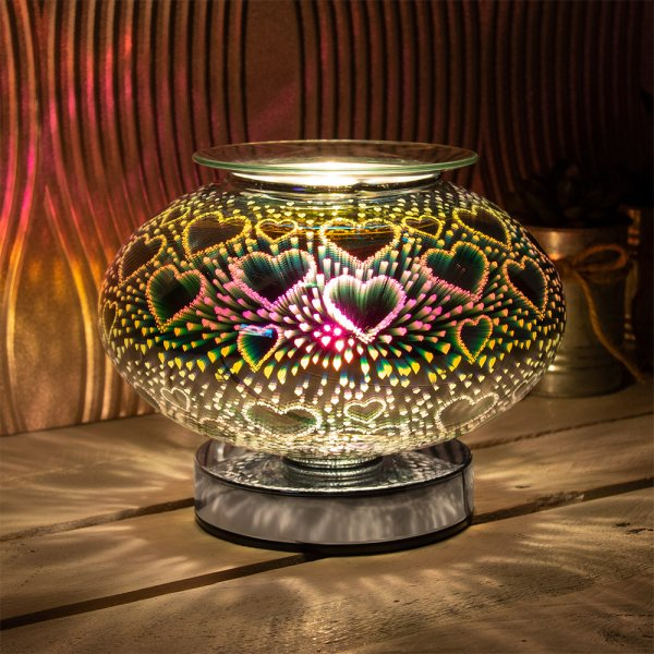 DESIRE HEART AROMA LAMP