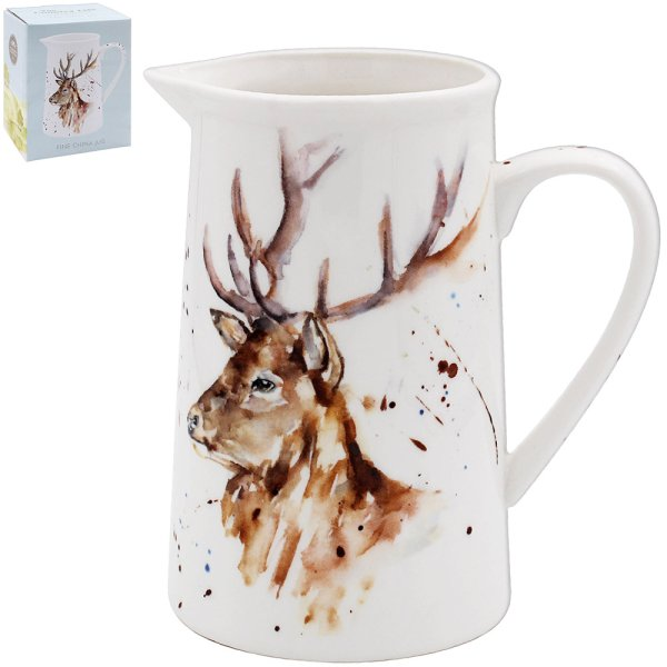 COUNTRY LIFE STAG JUG