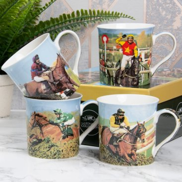MUG SETS OF 4 GENTS