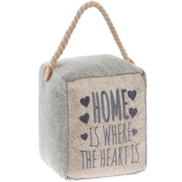 HOME IS WHERE HEART IS DOORSTP