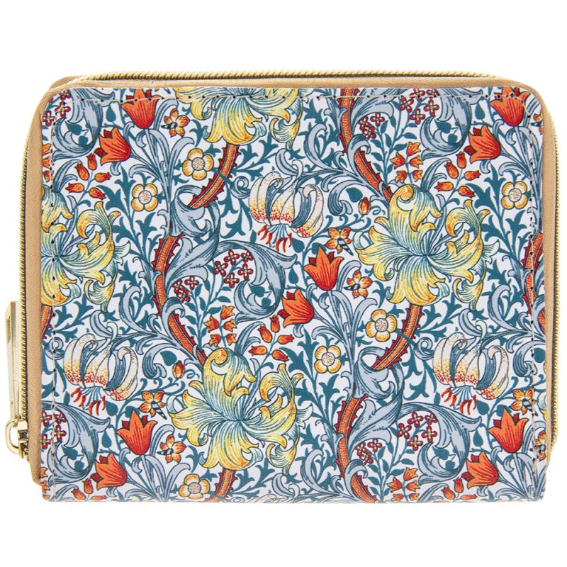 GOLDEN LILY WALLET