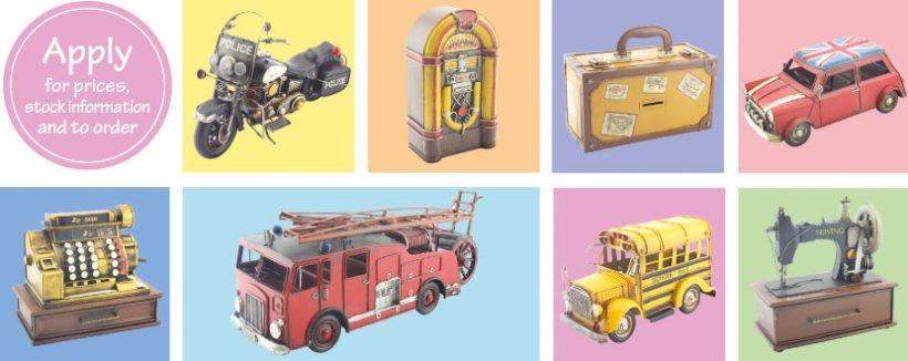 Tin Vehicles