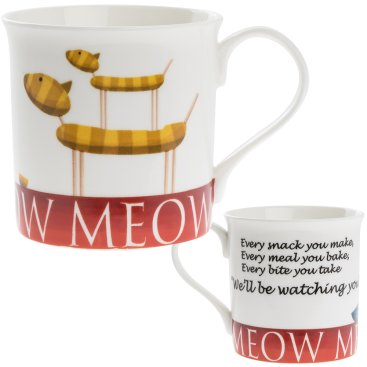 LADIES HOBBY MUGS