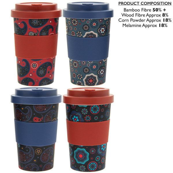 BAMBOO TRAVEL MUG GENTS 4A