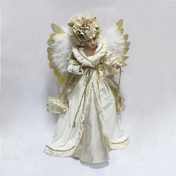 ANGEL MOVING GOLD 32""