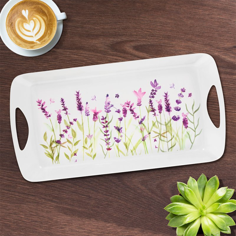 LAVENDER MEDIUM TRAY