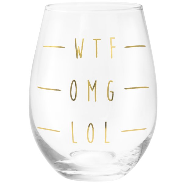 STEMLESS GLASS WTF OMG LOL