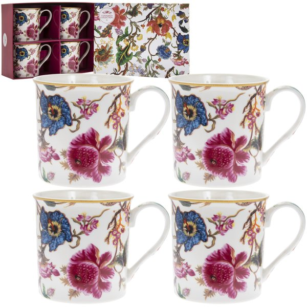 ANTHINA MUGS SET 4