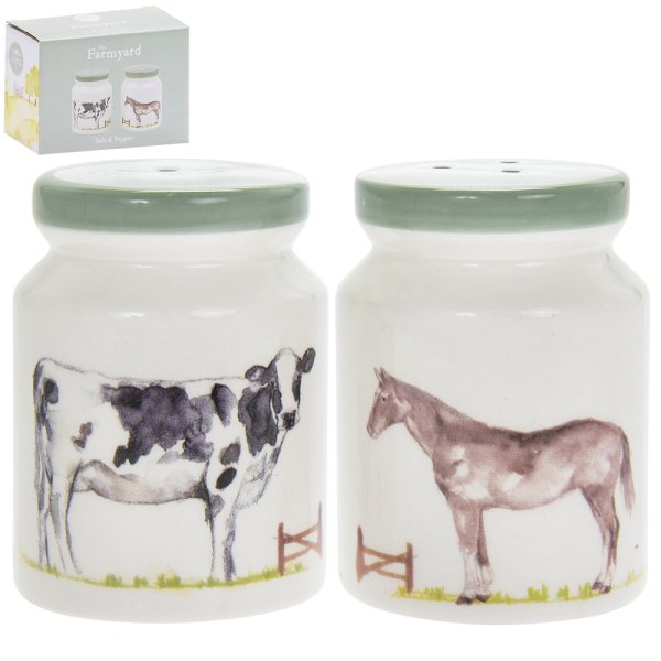 COUNTRY LIFE FARM SALT&PEPPER