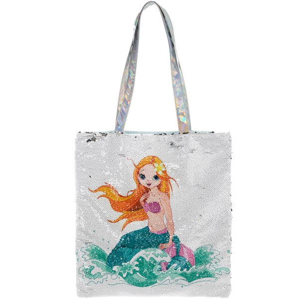 MERMAID SEQUIN BAG