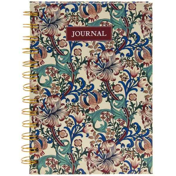 GOLDEN LILY B6 NOTEBOOK
