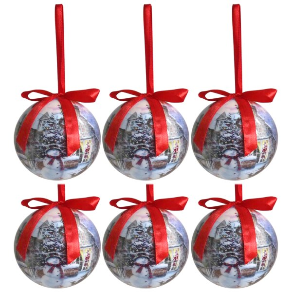 MAGIC OF CHRISTMAS BAUBLES