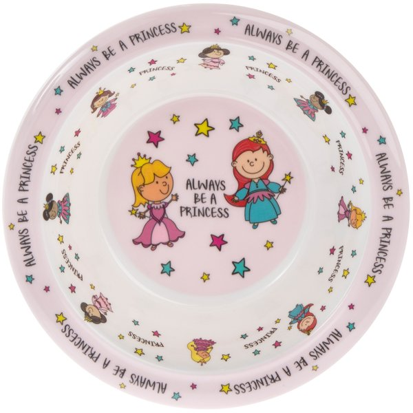 LITTLE STARS PRINCESS BOWL