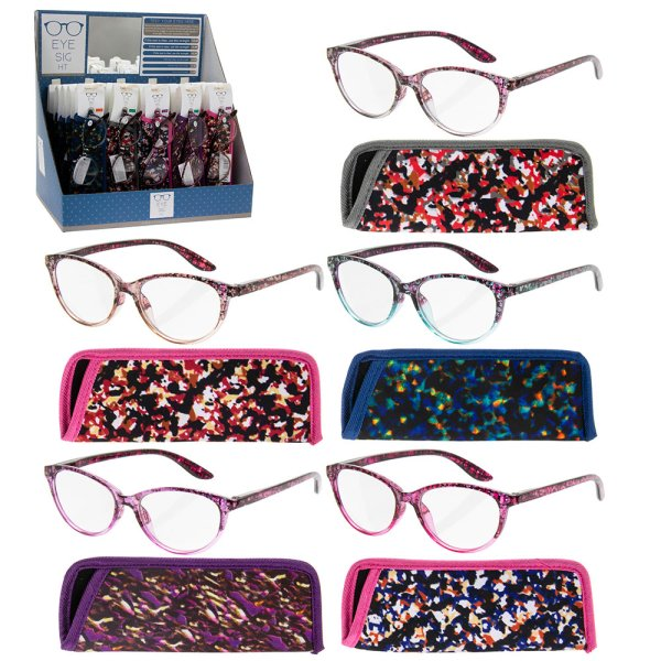 READING GLASSES 5 ASST