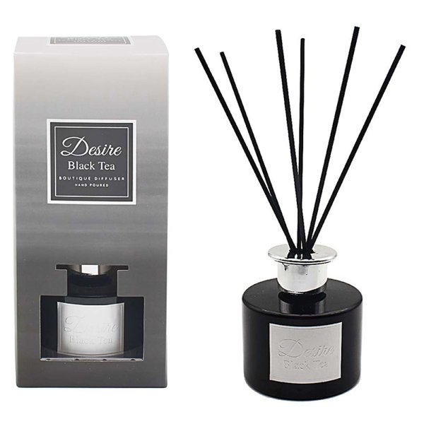 DESIRE RND DIFFUSER BLACK200ML