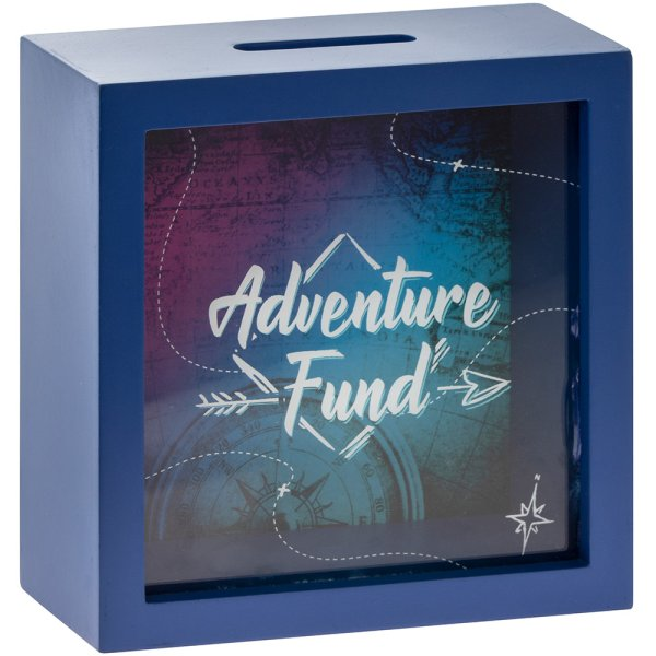 ADVENTURE FUND MONEY BOX