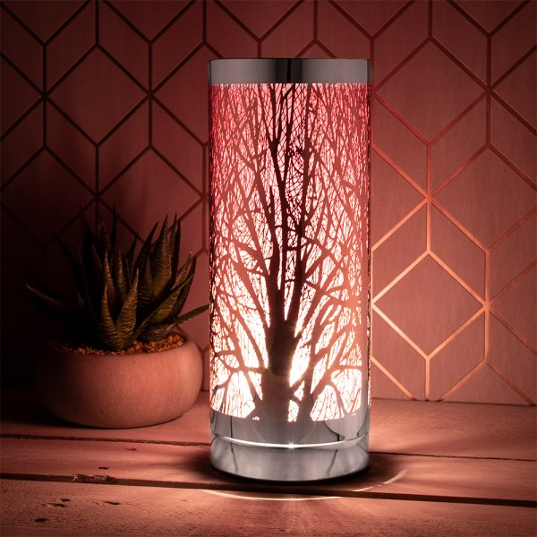 DESIRE AROMA TOUCH LAMP PINK