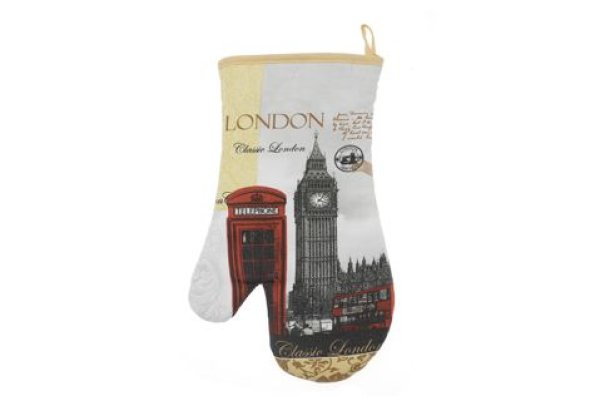 NEW LONDON OVEN GLOVE