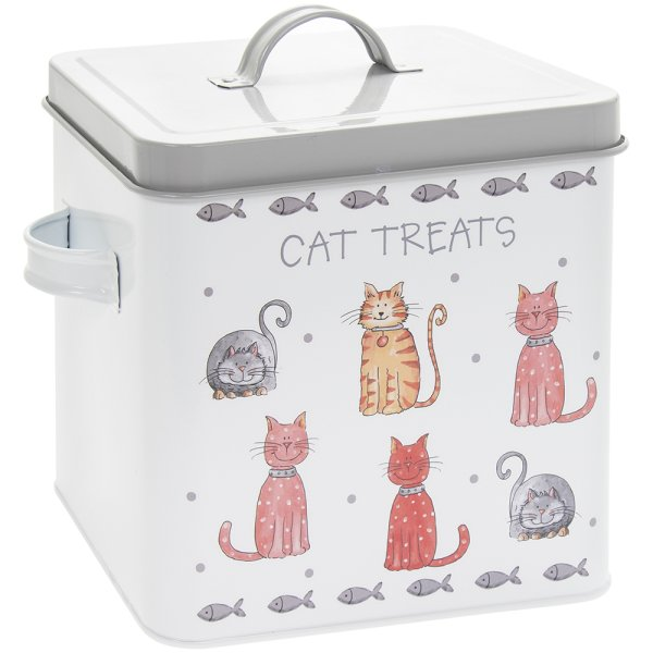 FAITHFUL FRIENDS CAT TREATS BX