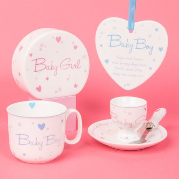 NEW BABY & CHRISTENING GIFTS