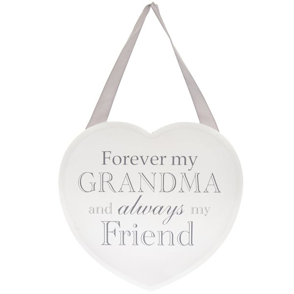 HEART PLAQUE GRANDMA