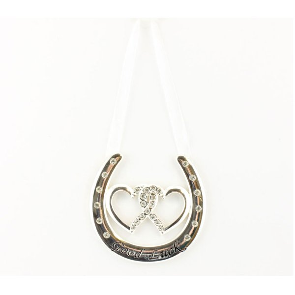 S/P HORSE SHOE GOOD LUCK