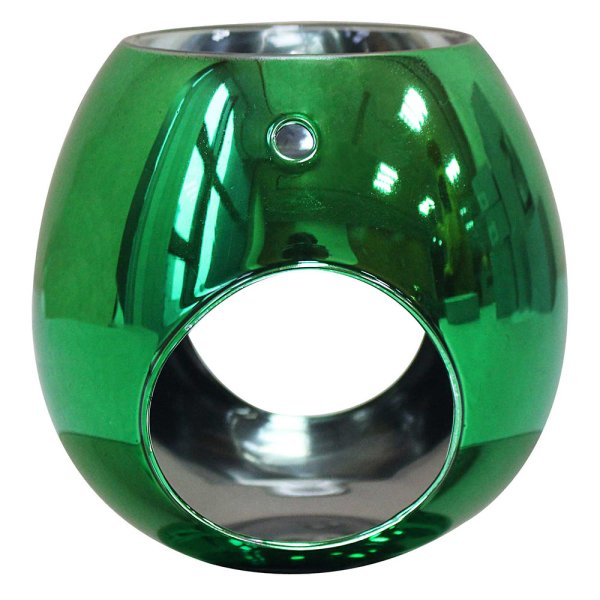 GREEN OIL/WAX WARMER