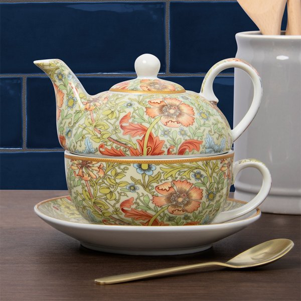 W MORRIS COMPTON TEA FOR ONE