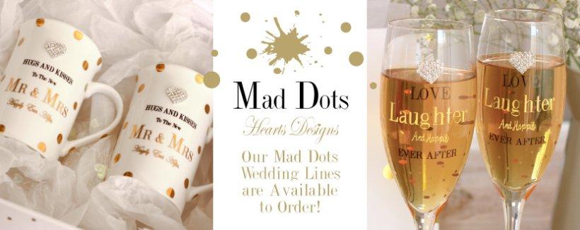 Mad Dots Wedding