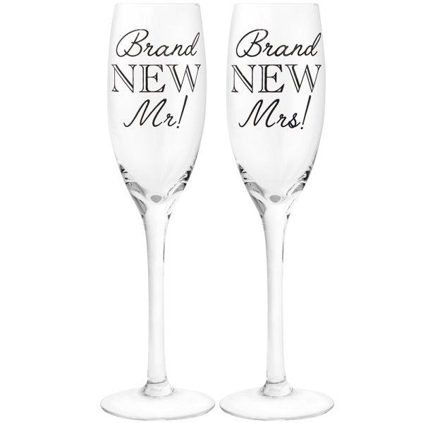 NEW MR&BRANDNEWMRS FLUTES 2S