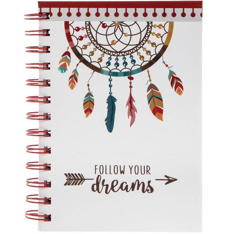 FOLLOW YOUR DREAMS NOTEBOOK