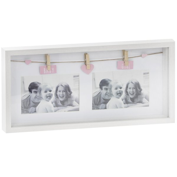 SENTIMENTS BABY BOY TWIN FRAME