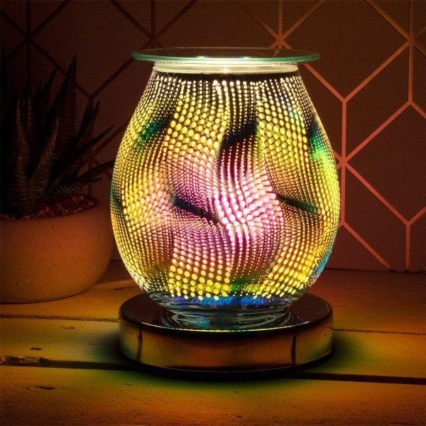 DESIRE AROMA LAMP WEAVE