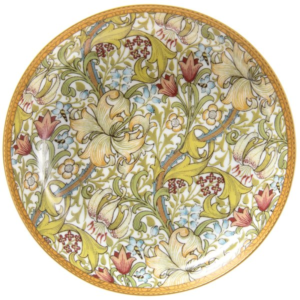 GOLDEN LILY DISH