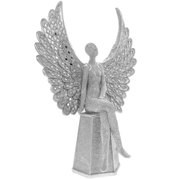 """SILVER ART ANGEL 21 """""""