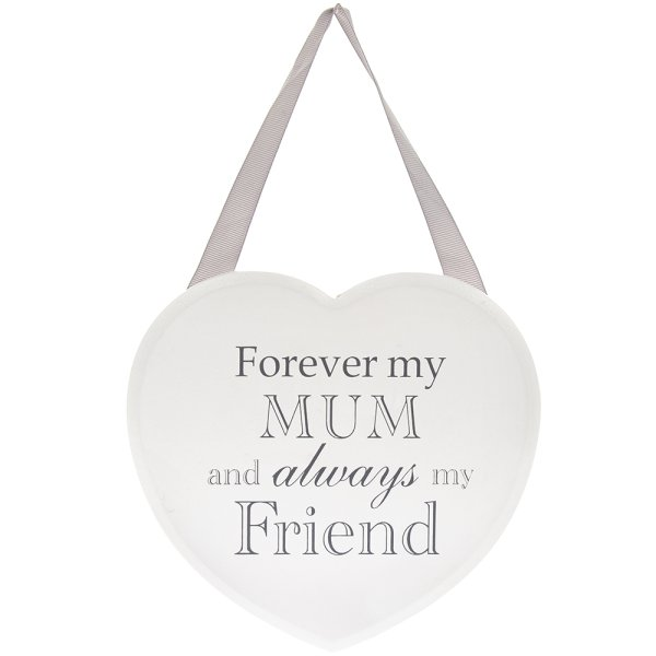 HEART PLAQUE MUM
