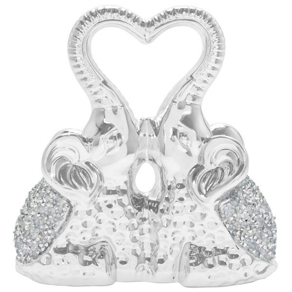SILVER SPARKLE LOVINGELEPHANTS