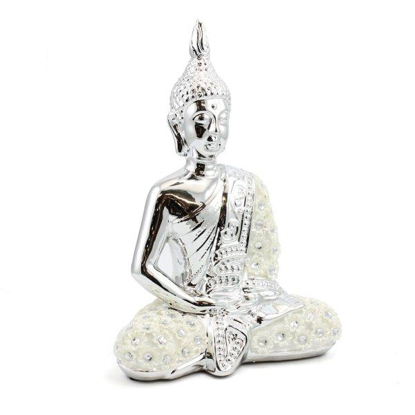 SILVER MILLE THAI BUDDHA LGE