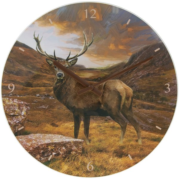 STAG CLOCK
