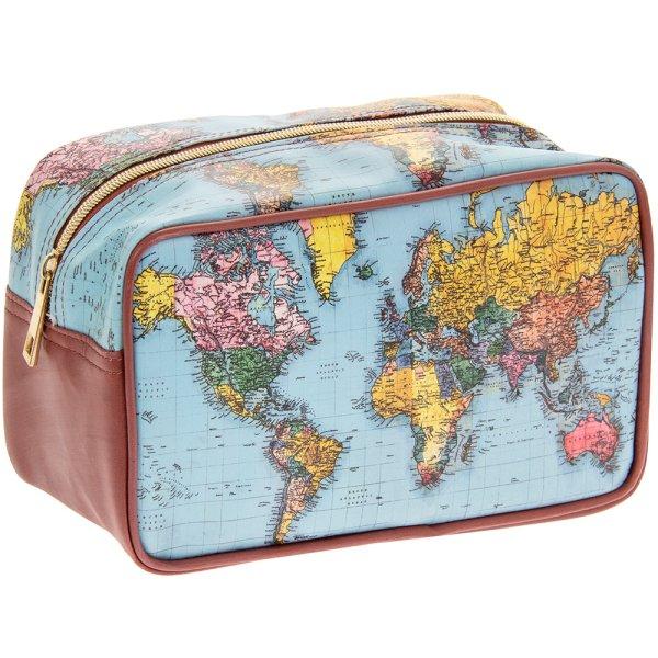 WORLD TRAVELLER WASH BAG