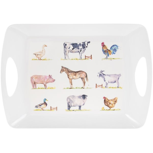 COUNTRY LIFE FARM TRAY LARGE