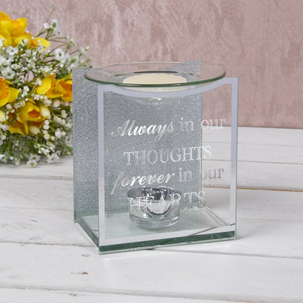 IN OUR THOUGHTS WAX WARMER