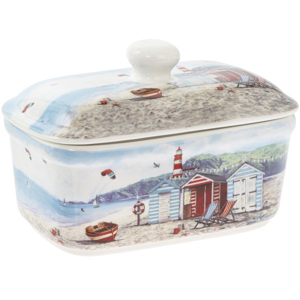 SANDY BAY BUTTER DISH