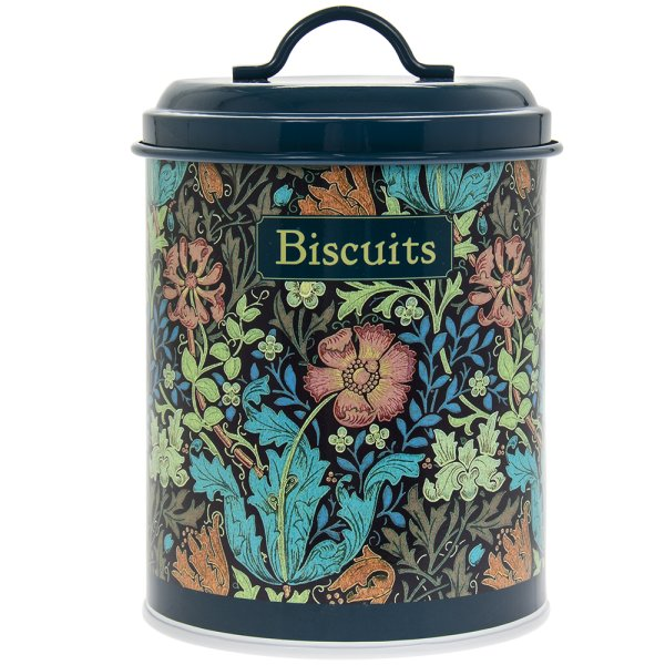 COMPTON BISCUIT CANISTER