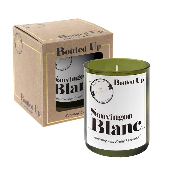 SAUVIGNON BLANC BOTTLE CANDLE