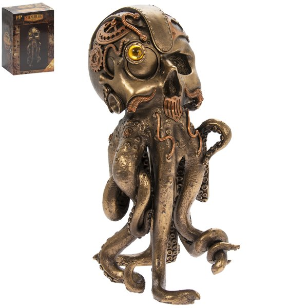 STEAM PUNK OCTOPUS