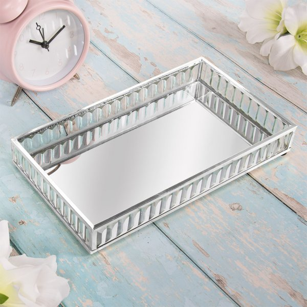 TRAY SILVER LARGE