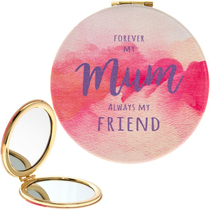 FOREVER MY MUM COMPACT MIRROR