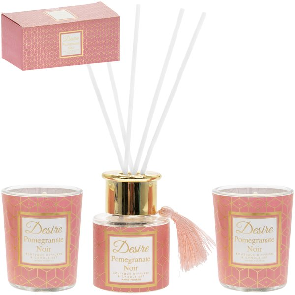 POMEGRAN 50 ML DIFFUSER/CANDLE