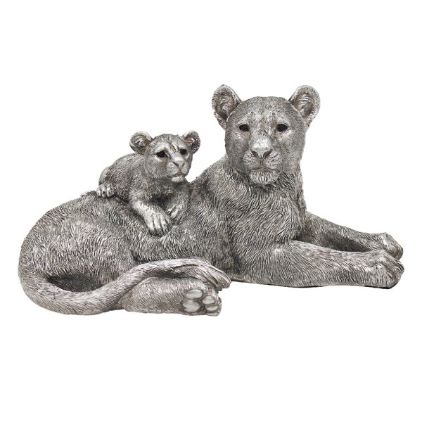 SILVER LIONS